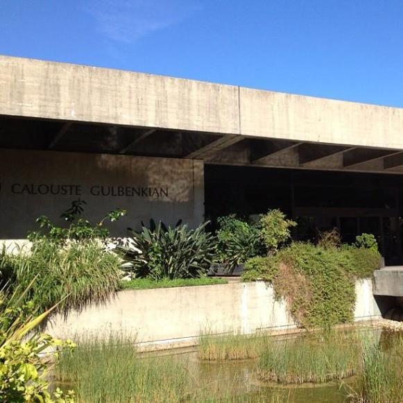 Lisbonne musée Calouste Gulbenkian