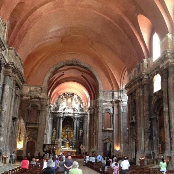 Lisbonne église de Saint-Domingue