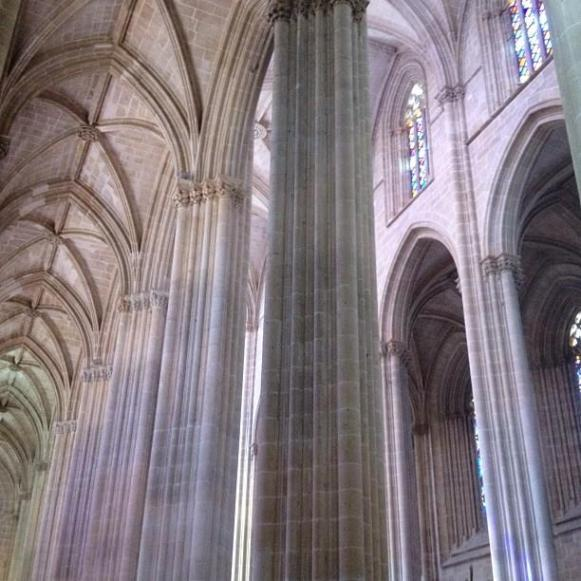 monastère de Batalha église