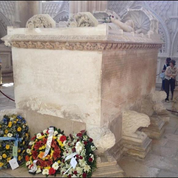monastère de Batalha vitraux chapelle fondateurs tombeaux
