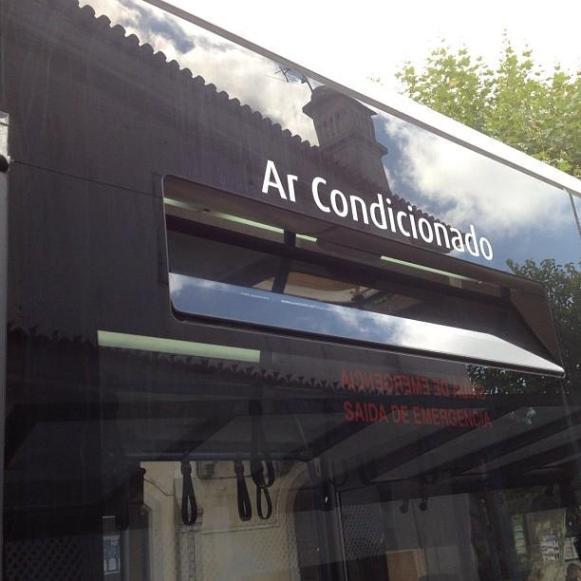 bus climatisé