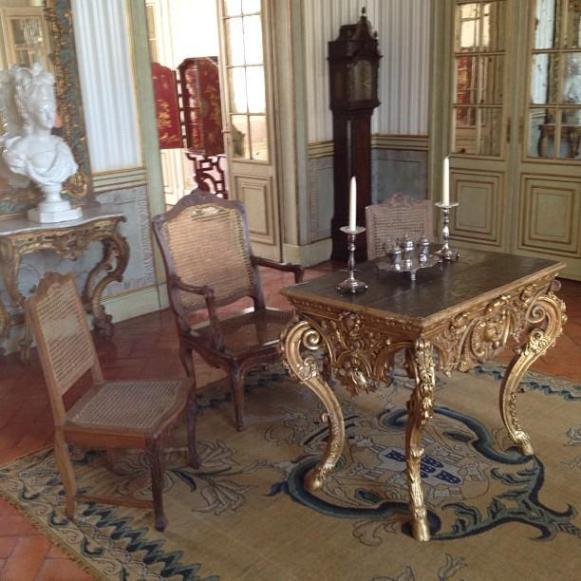 Palais royal de Queluz Pièce des Sculptures