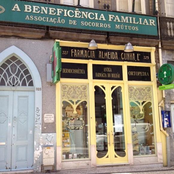 pharmacie Porto