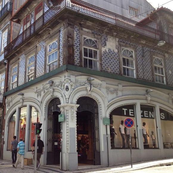 bâtiment Porto