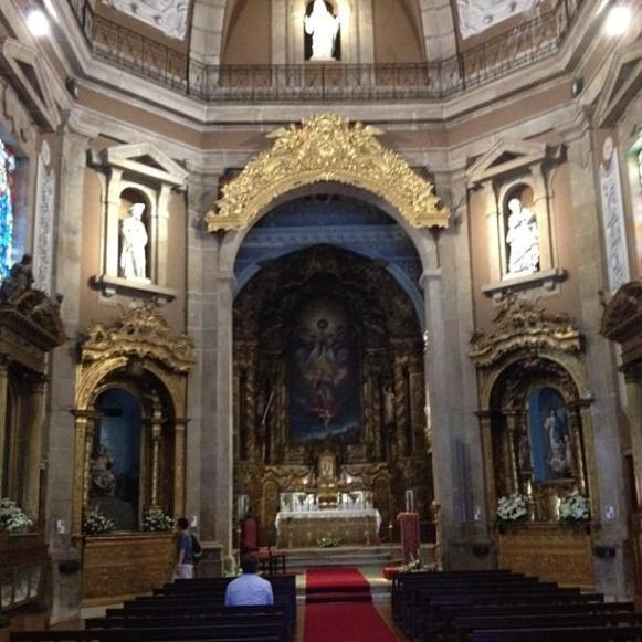 église Santo Ildefonso