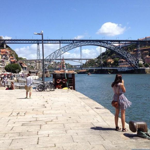 Ribeira pont Dom Luis