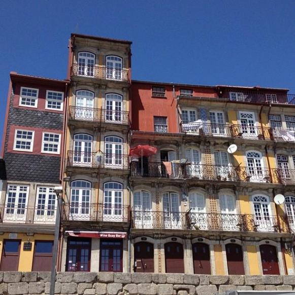 immeubles Ribeira