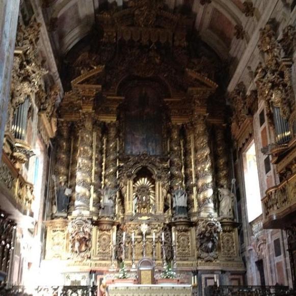cathédrale Sè de Porto