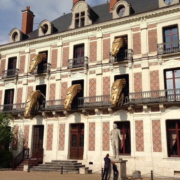 Chateaux de la Loire (56)