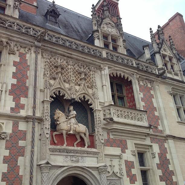 Chateaux de la Loire - Blois (43)