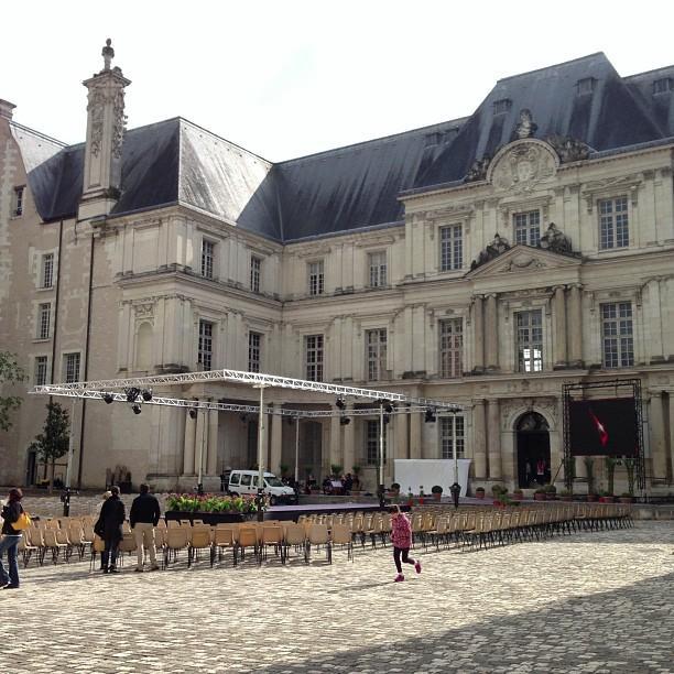Chateaux de la Loire - Blois (45)
