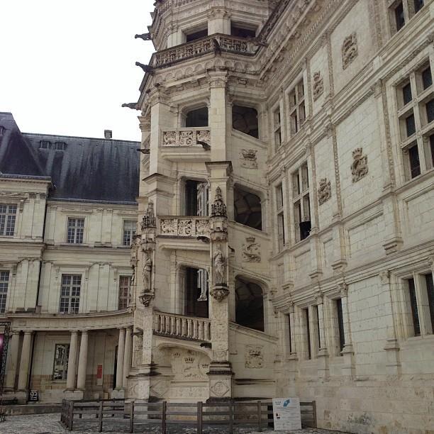 Chateaux de la Loire - Blois (74)