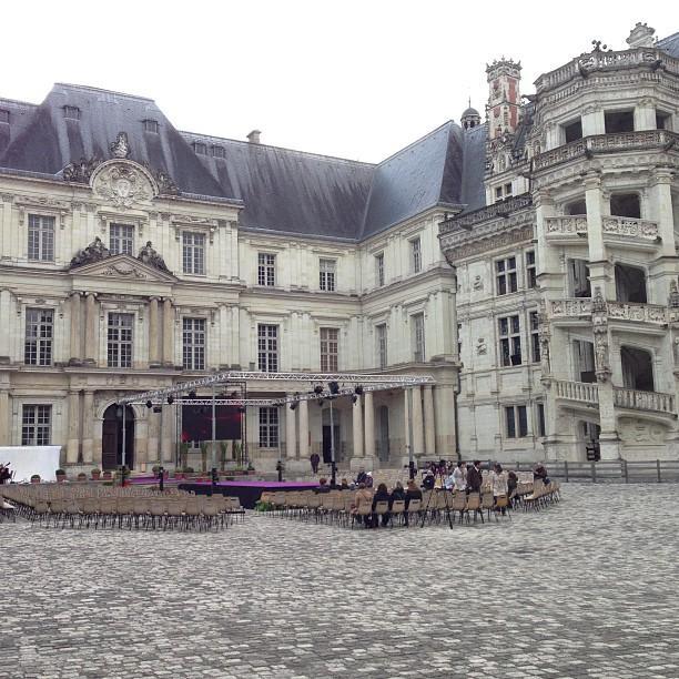 Chateaux de la Loire - Blois (83)