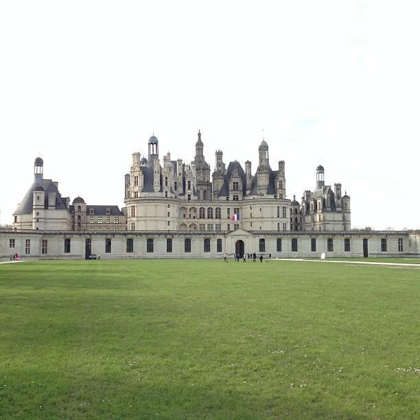 Chateaux de la Loire - Chambord (1)