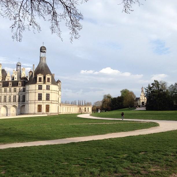 Chateaux de la Loire - Chambord (11)