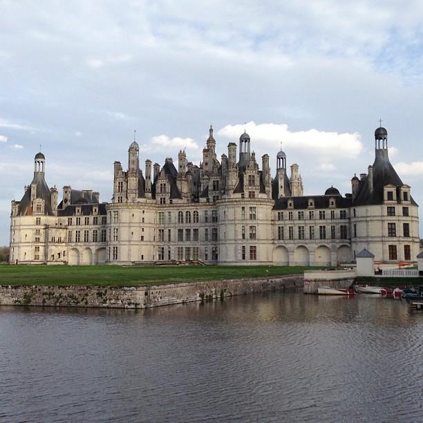Chateaux de la Loire - Chambord (12)