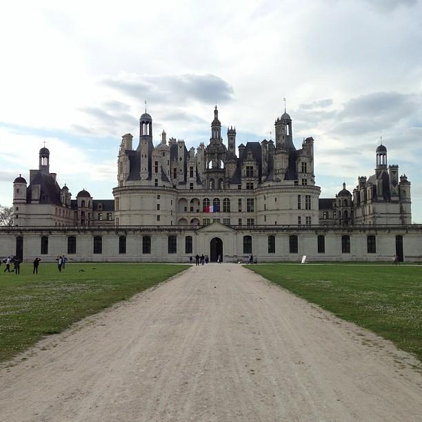 Chateaux de la Loire - Chambord (2)