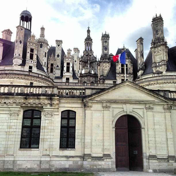 Chateaux de la Loire - Chambord (4)