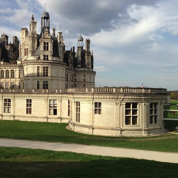 Chateaux de la Loire - Chambord (5)