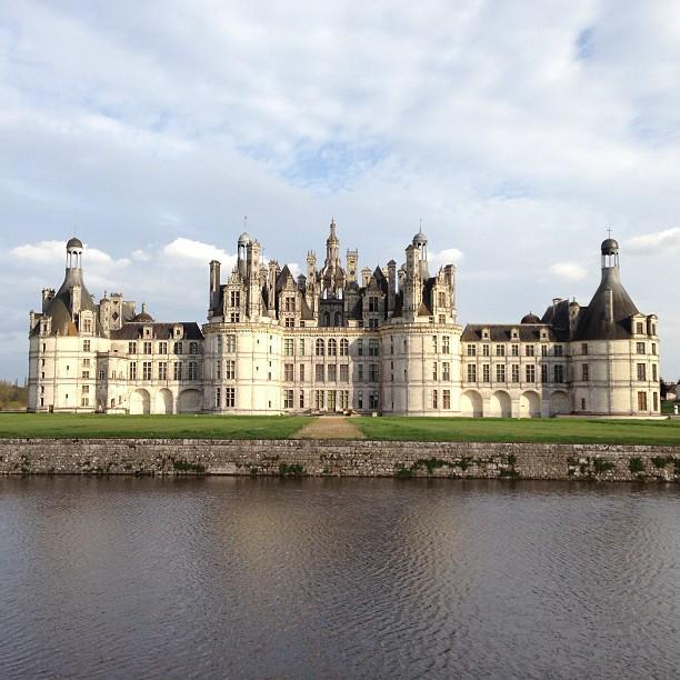 Chateaux de la Loire - Chambord (9)