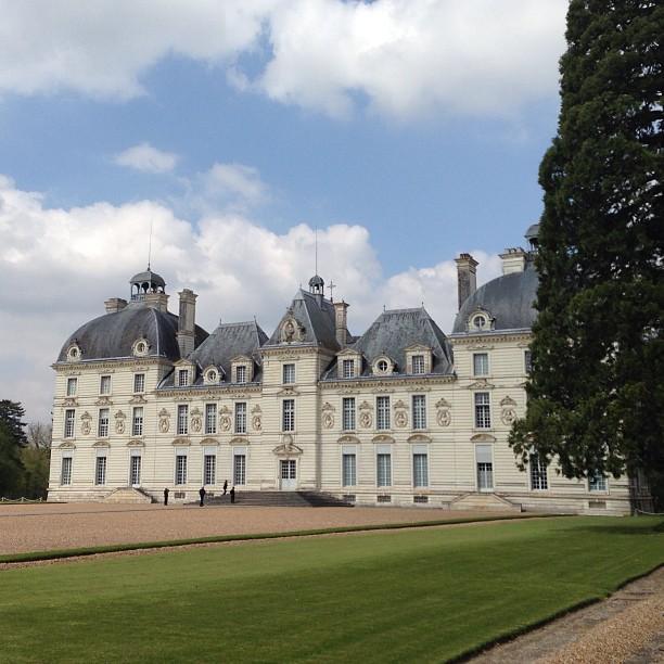 Chateaux de la Loire - Cheverny (46)