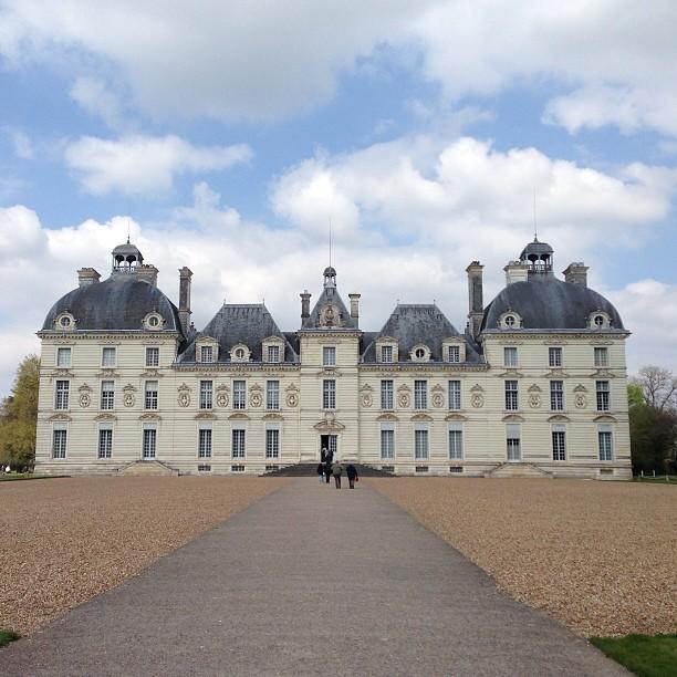 Chateaux de la Loire - Cheverny (47)