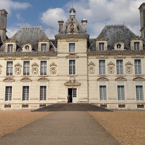 Chateaux de la Loire - Cheverny (48)