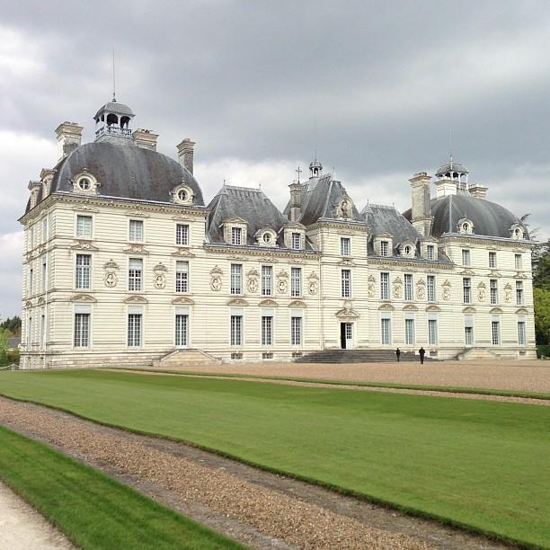 Chateaux de la Loire - Cheverny (84)