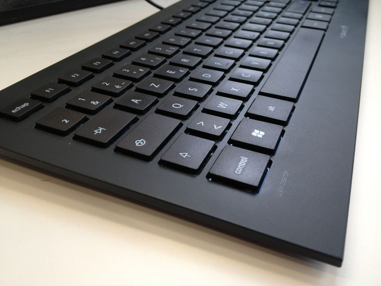 Clavier Cherry Strait Black 1