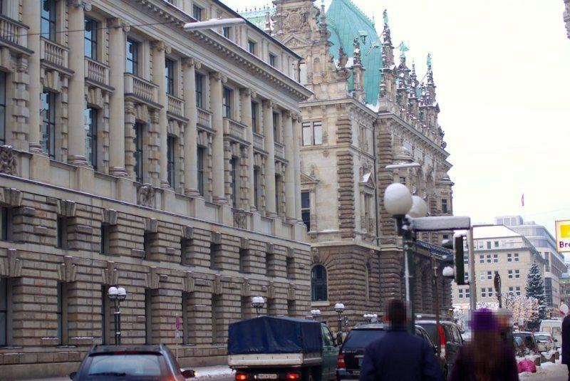 106_Hambourg - 18-12-2010  (106) - Hamburger Rathaus