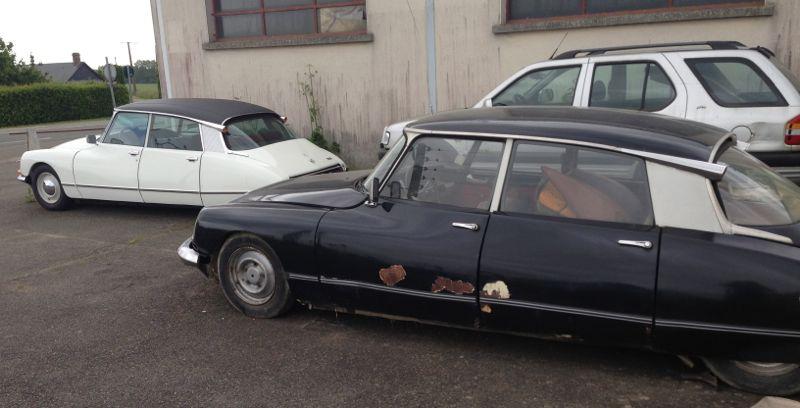 Citroën DS Vieuvicq