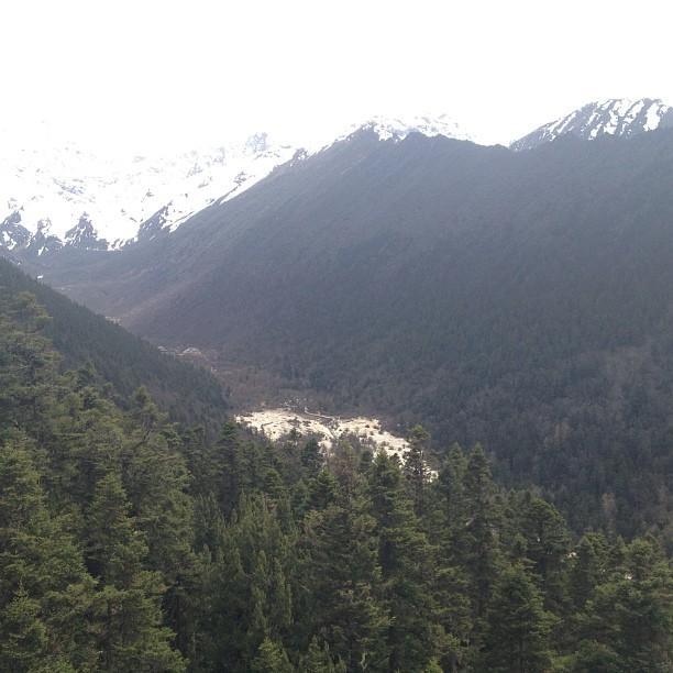 Sichuan parc national de Huanglong