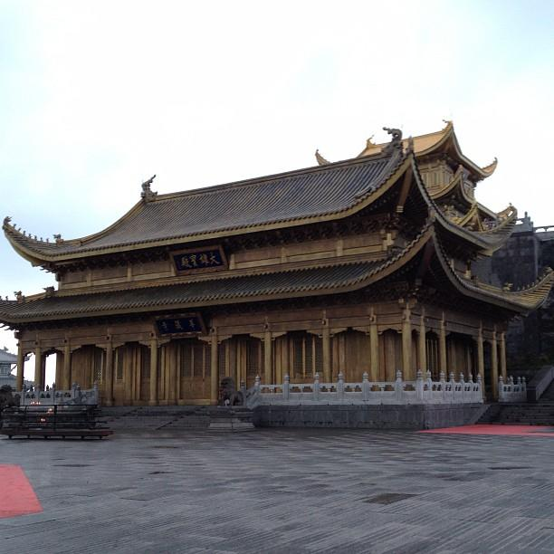 Chine Emeishan