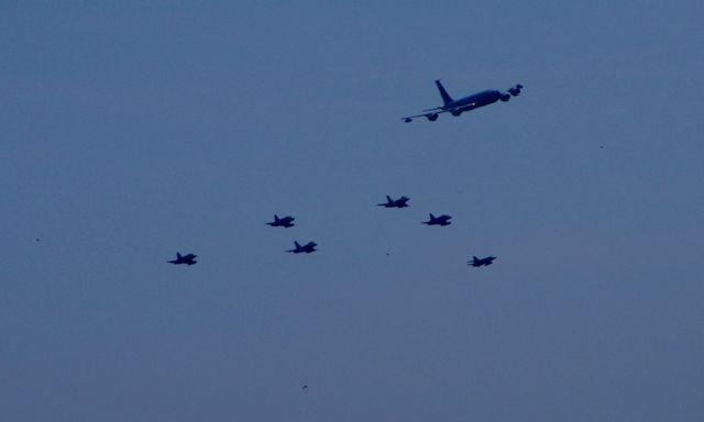 Défilé Aérien 14 Juillet