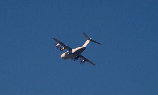 Défilé Aérien 14 Juillet A400M d'Airbus Military