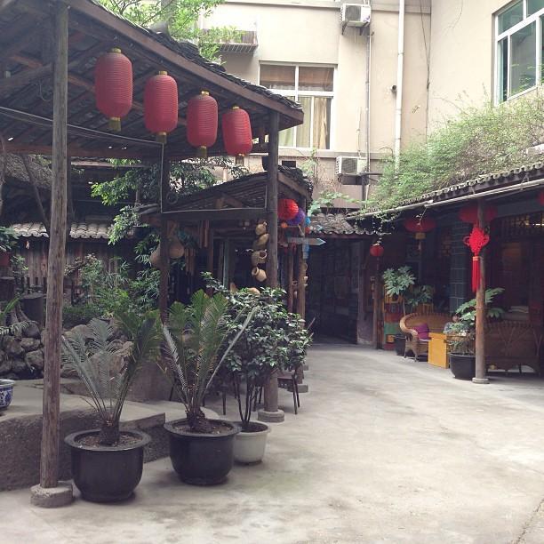 Chengdu Sims Cozy Garden Hostel