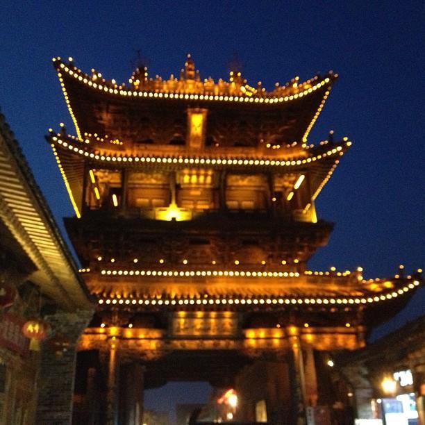 Chine Château souterrain de Zhangbi