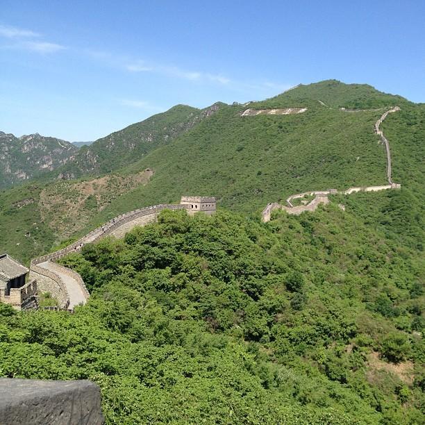 Chine Muraille MutianYu