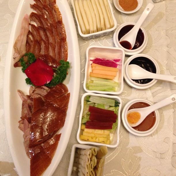 Chine Pékin Restaurant Hua