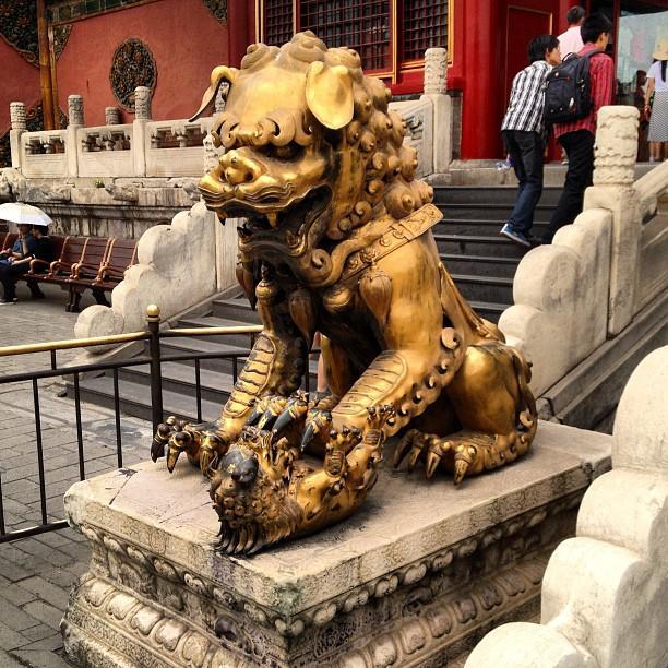 Pékin Cité Interdite