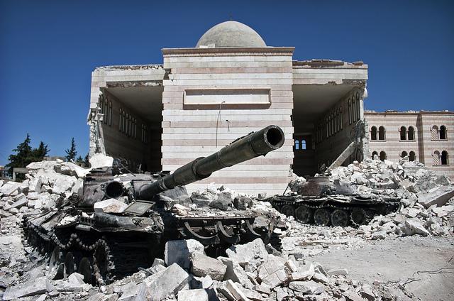 syrie war