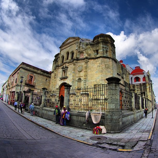Oaxaca Monte Alban