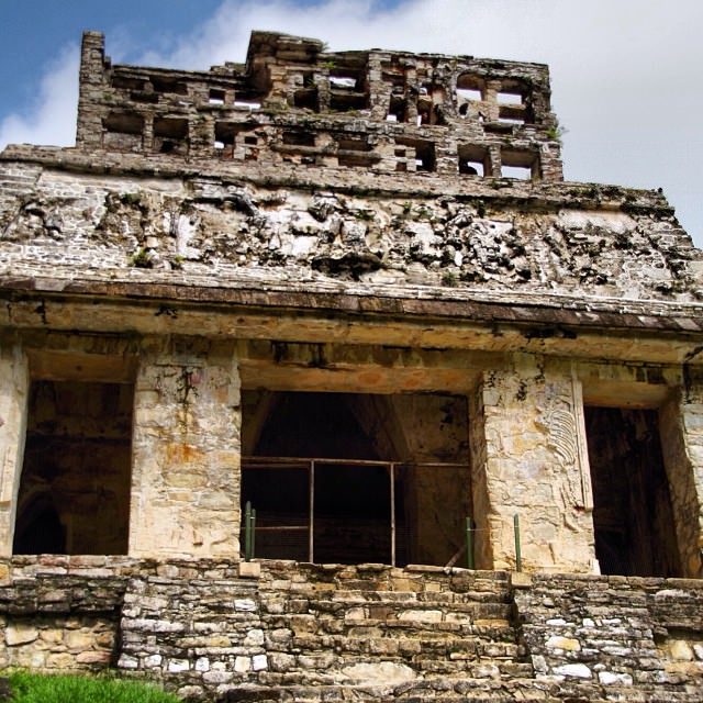 Mexique Palenque