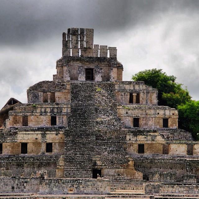 Mexique Edzna