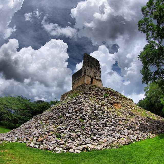 Mexique Labna