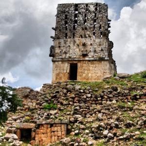 Mexique – Jour 8 : La Ruta Puuc (1) avec Edzna, Labna et Kabah
