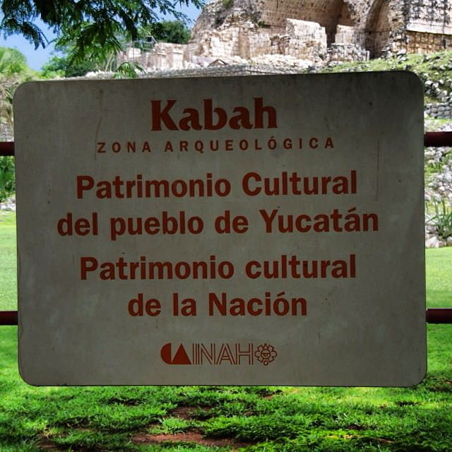 Mexique Kabah