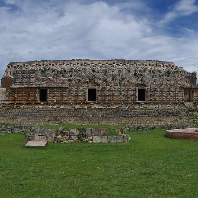 Mexique Kabah