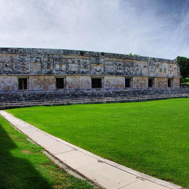 Mexique Uxmal