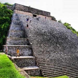 Mexique – Jour 8 : La Ruta Puuc (2) avec Uxmal